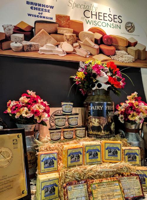 Monterey Jack Cheeses